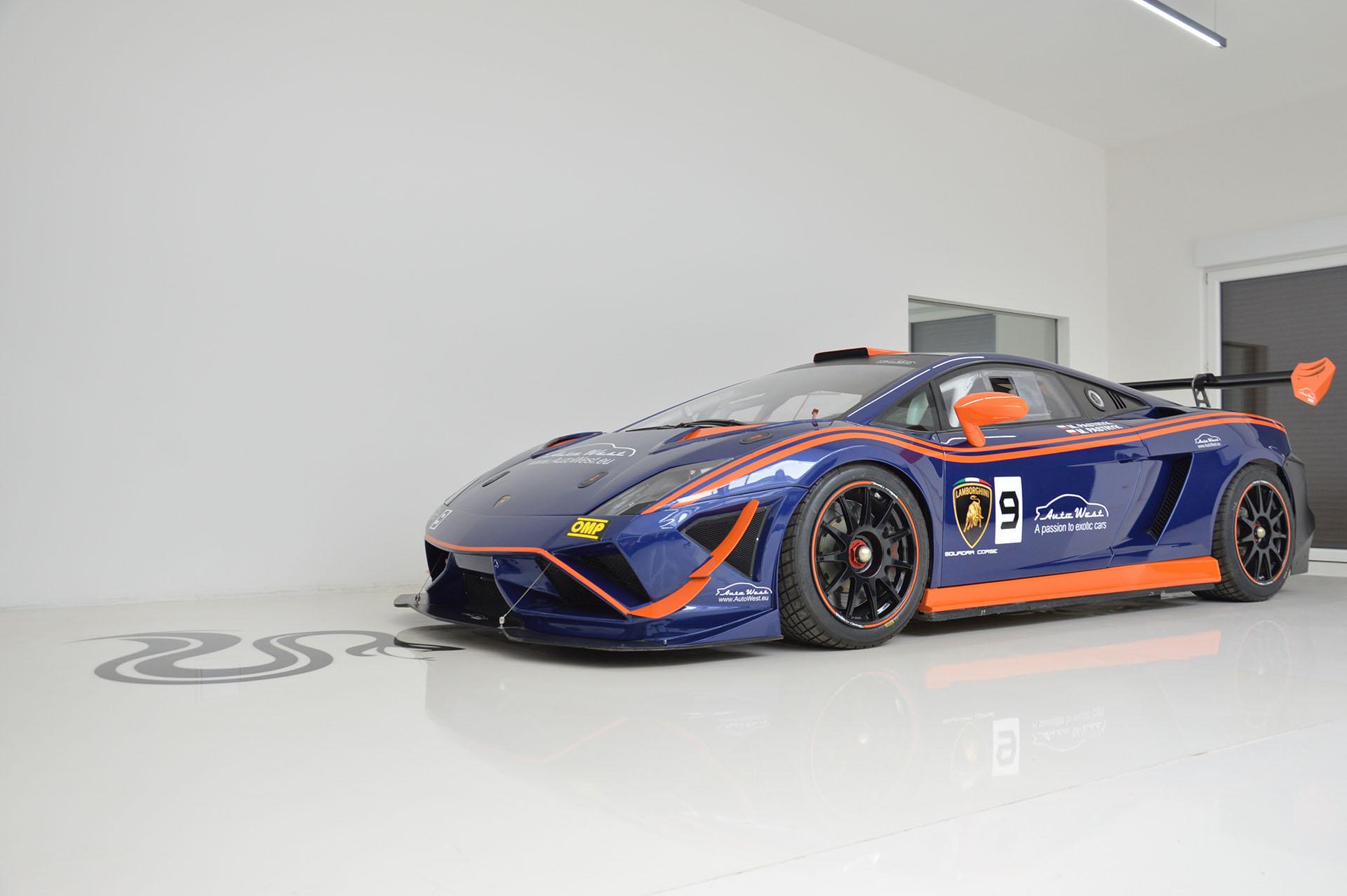 Lamborghini Gallardo Lp570 4 Super Trofeo Ecpsgroup